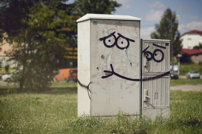 Street Art di Olsztyn, Polandia oleh Adam Okuciejewski