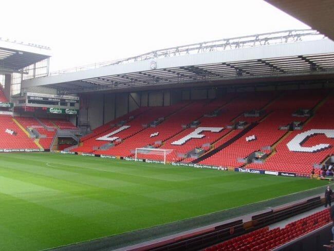 Stadiun Anfield