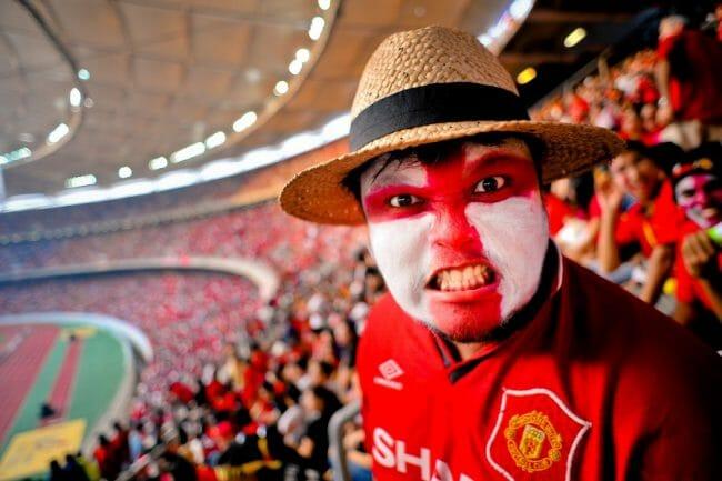 Menchester United terhitung Memiliki Banyak Fans