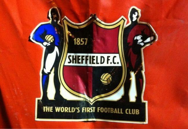 Klub Tertua di Dunia, Sheffield FC