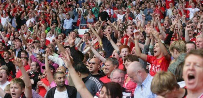Lagu Kebanggan Glory Glory Man United