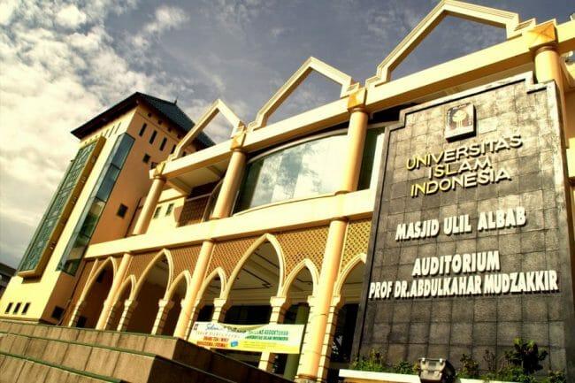 Masjid Ulil Albab, Kampus UII Yogyakarta