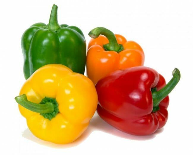 Sayuran Paprika