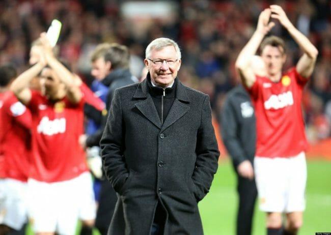 Mantan Pelatih Manchester United