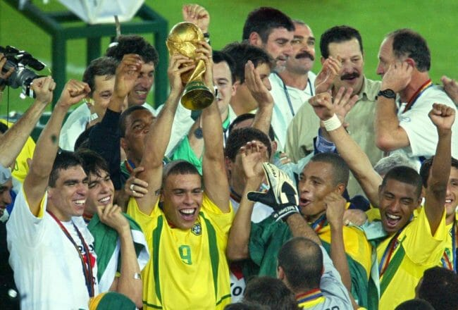 Piala Dunia 2002, Brazil pemenangnya