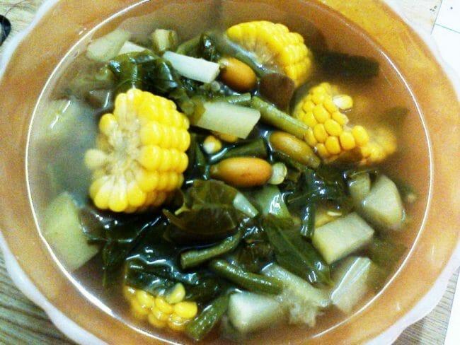 Resep sayur asem khas Sunda yang enak.
