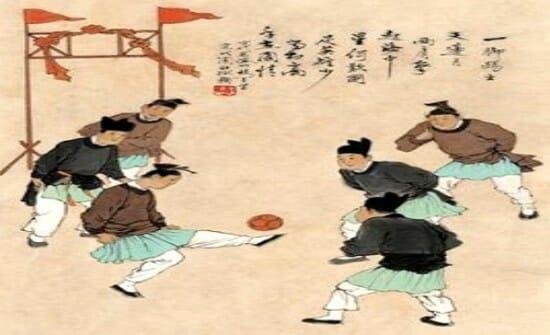 Sejarah Sepak Bola, Tsu Chu