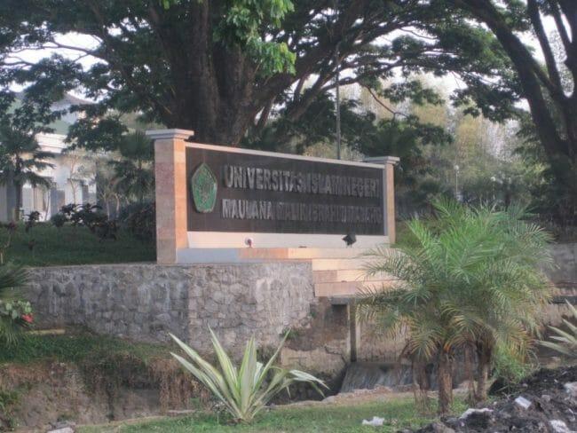 Plang UIN Malang