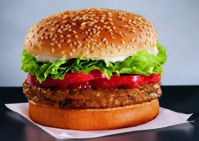 Gambar Burger