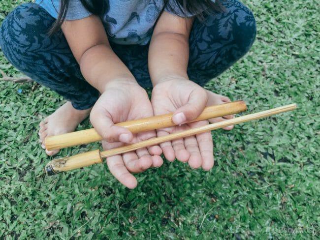 Pletokan Bambu