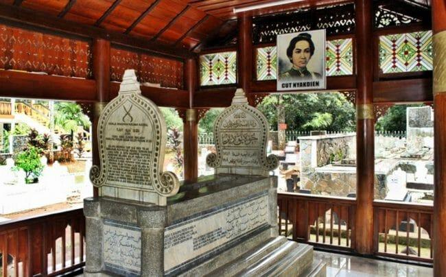 Makam Cut Nyak Dien