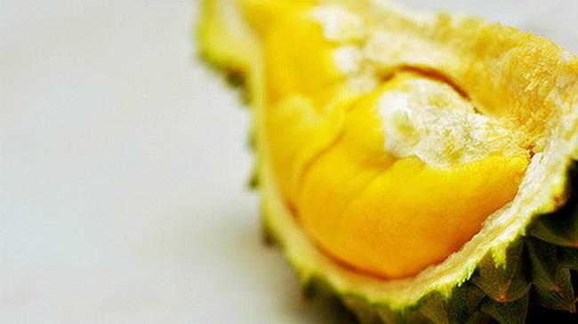 Aneka olahan durian