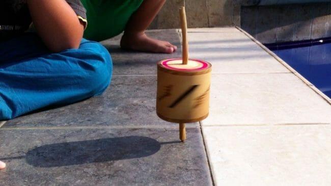 Gasing Bambu