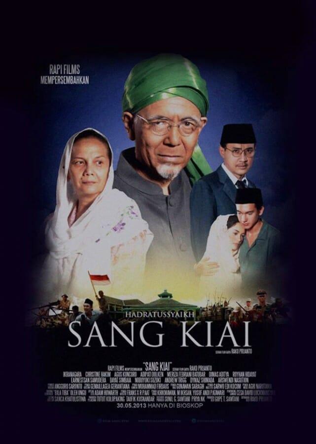 Cover Film Sang Kiai