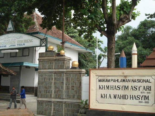 Makam KH Hasyim Asy'ari