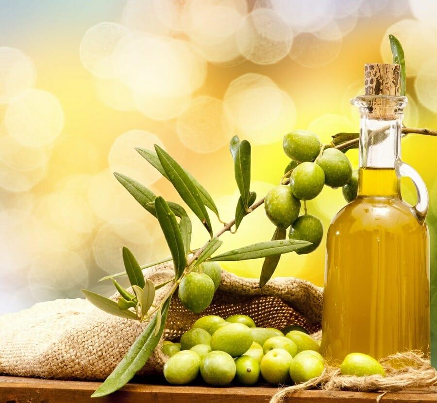 Minyak Zaitun (Olive Oil)