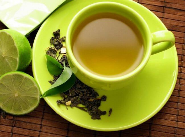 Teh Hijau (Grean Tea)