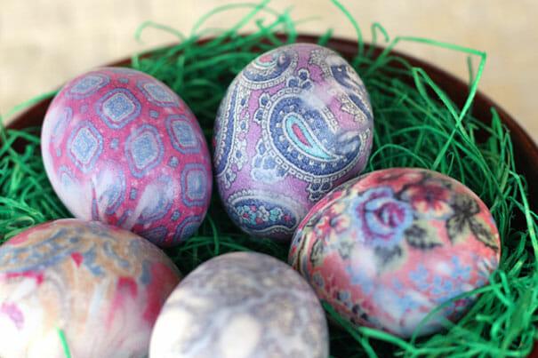 Telur paskah bergambar