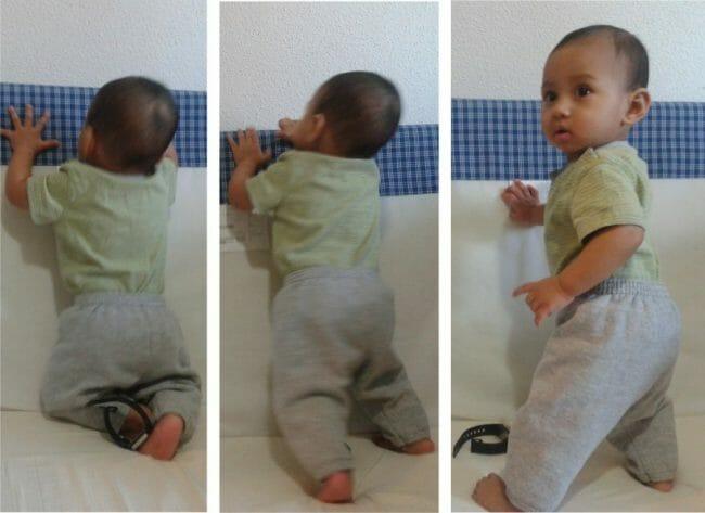 Perkembangan Bayi bulan ke-11