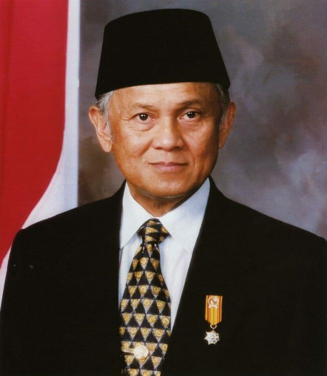 Jusuf Habibie
