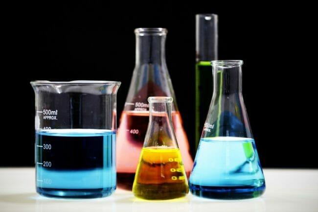 keseimbangan zakt kimia