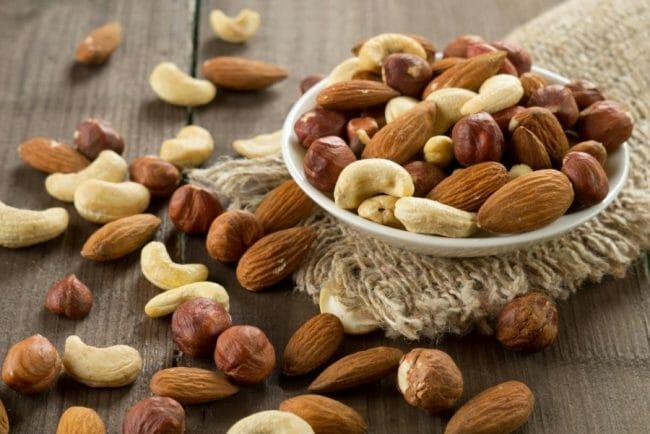 Sumber Protein dari Kacang-kacangan