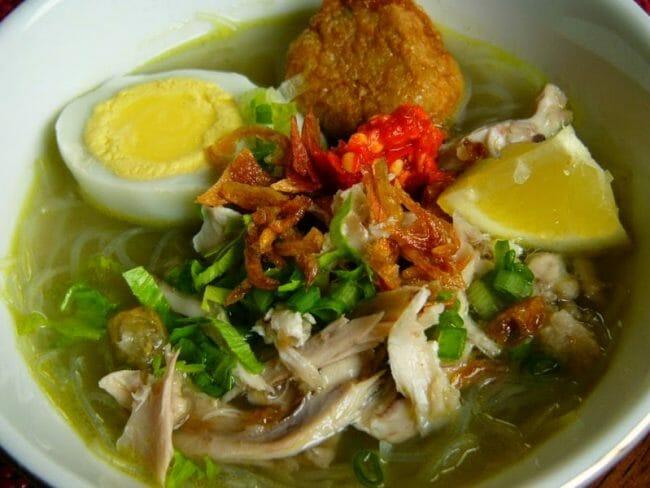 Resep Juhu Singkah Kalimantan Tengah