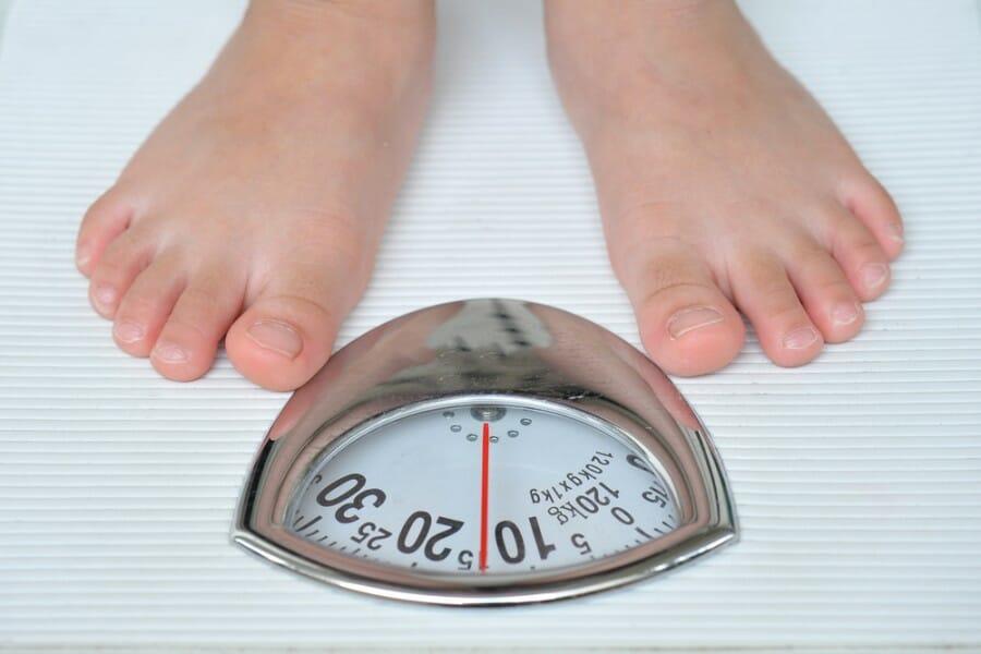 Bertambahnya Berat Badan