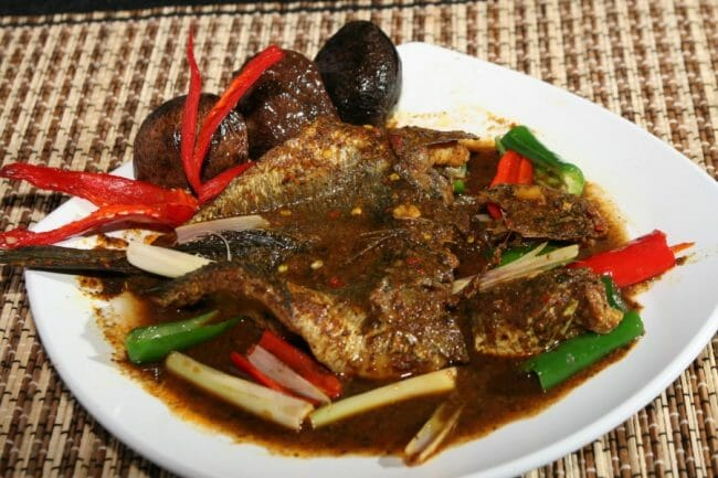 Cara Membuat Sup Ikan Gabus Pucung Khas Betawi