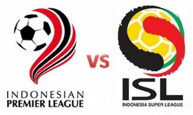 Sejarah sepak bola - ISL vs LPI