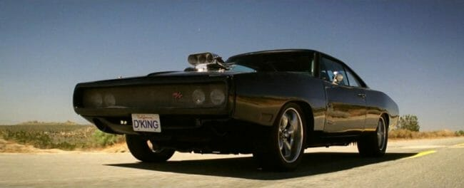Mobil Balap - Dodge Charger R/T (1970)