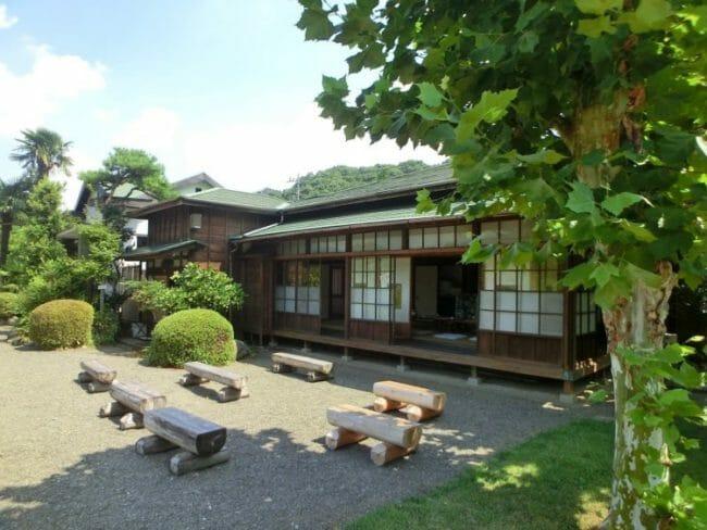 Rumah Tradisional Jepang Minimalis