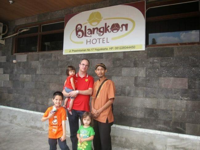 Blangkon Hotel Yogyakarta