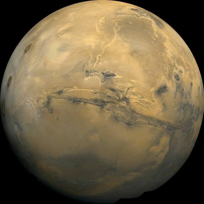 Foto Planet Mars