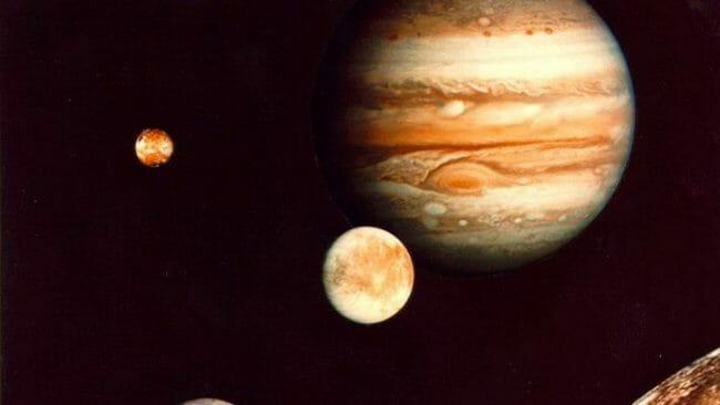Gambar Planet Jupiter