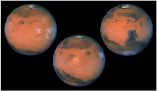 Gambar Planet Mars