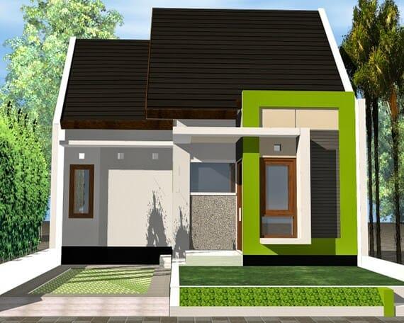 gambar rumah minimalis sederhana baru