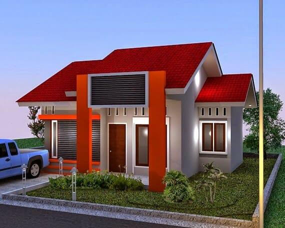 gambar rumah minimalis sederhana terbaik