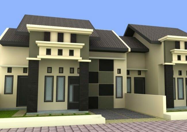 Gambar Rumah Type 45 Terbaru