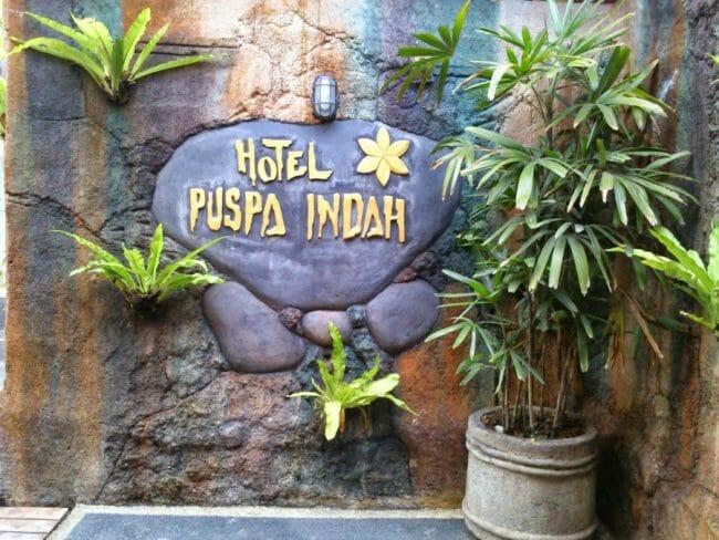 Hotel Puspa Indah Yogyakarta