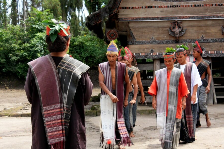 Lagu Daerah Batak