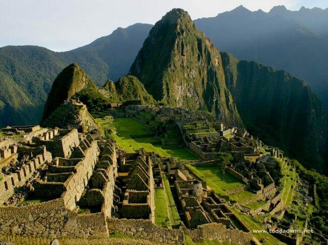 Keajaiban Dunia Machu Picchu, Peru