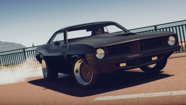 Mobil Balap - Plymouth Barracuda (1970)