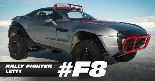 mobil balap fast and furious rally fighter