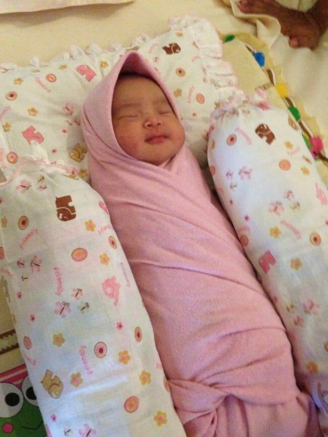 Pertumbuhan dan Perkembangan Bayi Usia 3-4 Bulan