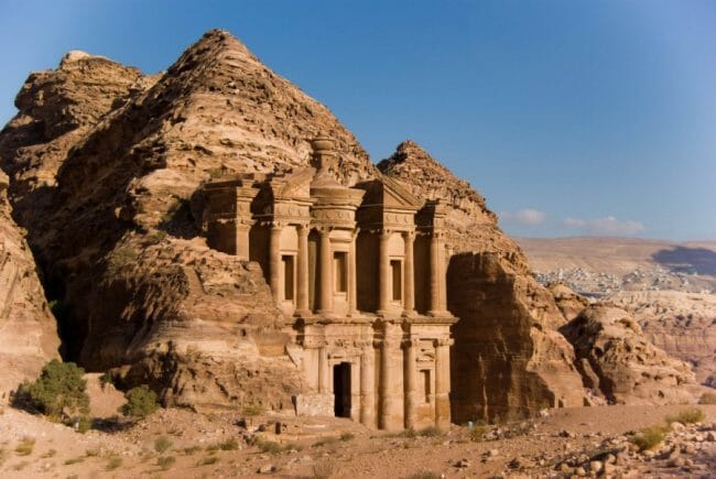 Keajaiban Dunia Petra, Yordania