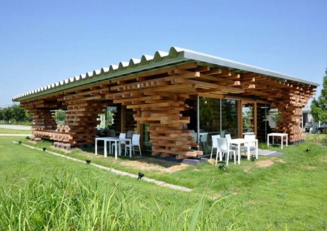 Rumah dengan Desain Unik