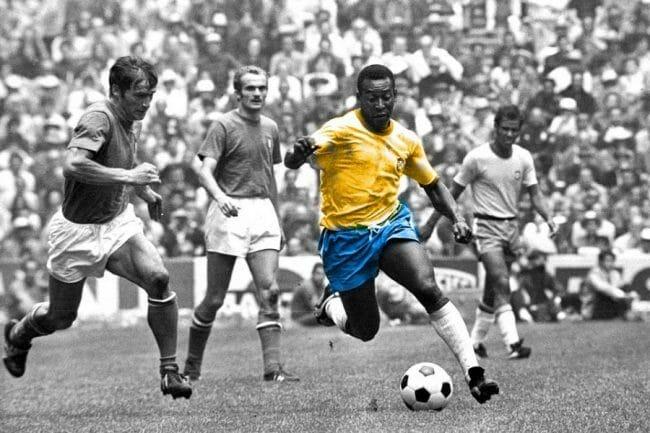 Sejarah Sepak Bola - Pele Pemain Legendaris Pertama