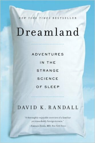 buku belajar tidur nyenyak dreamland