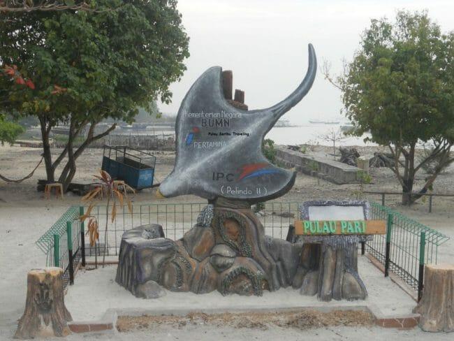 Keindahan Ikon Pulau Pari